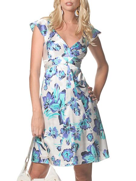 بالصور فساتين صيفية , تالقي باجمل الفساتين الصيفيه 6652 11
