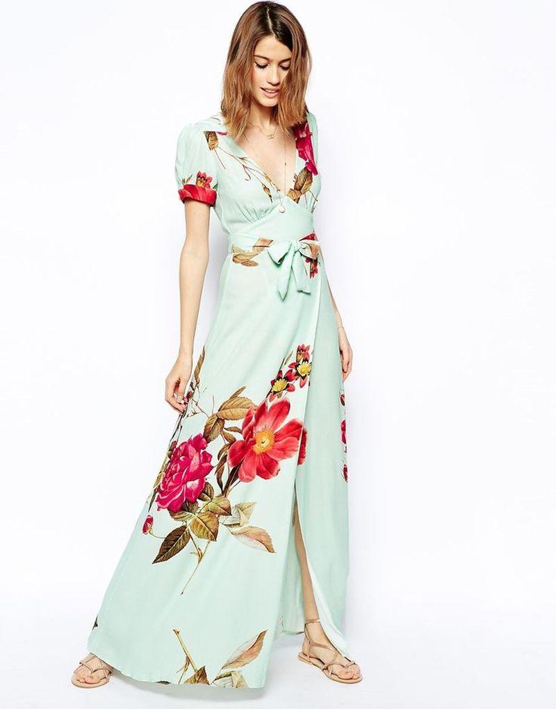 بالصور فساتين صيفية , تالقي باجمل الفساتين الصيفيه 6652 2
