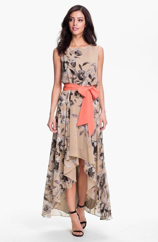 بالصور فساتين صيفية , تالقي باجمل الفساتين الصيفيه 6652 3