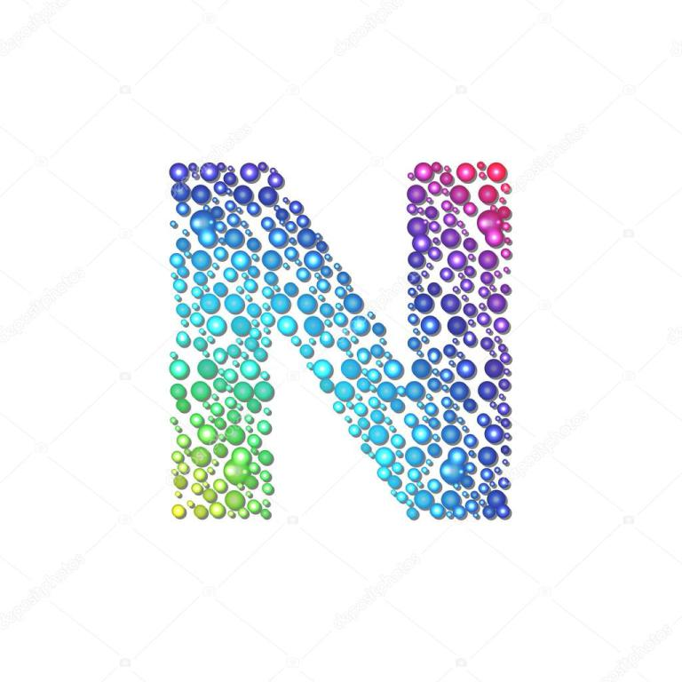 بالصور صور حرف n , صور جميله ومختلفه لحرف n 6655 2