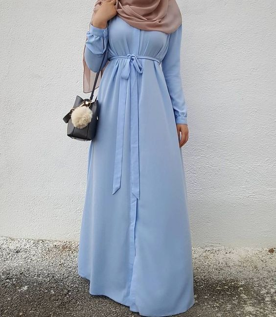 بالصور لباس المحجبات , لبس انيق وشيك جداا للمحجبات 6662 10