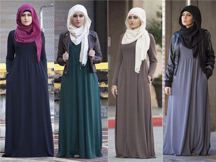 بالصور لباس المحجبات , لبس انيق وشيك جداا للمحجبات 6662 5