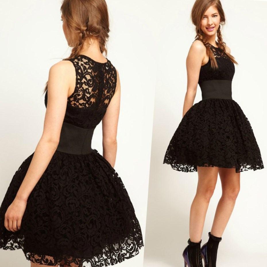 بالصور صور فساتين سهرة قصيرة , اشيك الفساتين السهره القصير لم تشاهدوها من قبل 6691 2