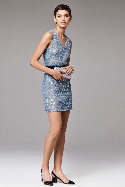 بالصور صور فساتين سهرة قصيرة , اشيك الفساتين السهره القصير لم تشاهدوها من قبل 6691 8