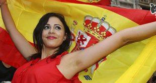 بنات اسبانيات , بنات اسبانية جميله