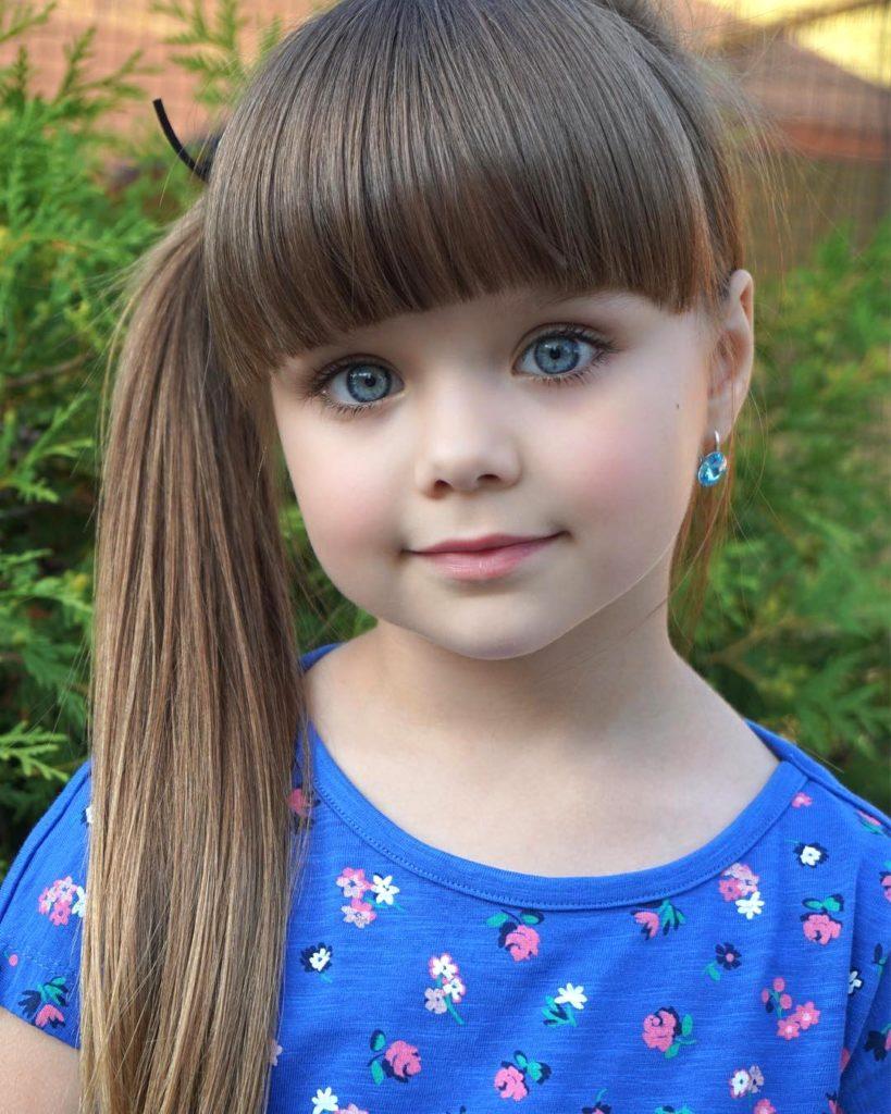 صور اجمل طفلة في العالم , صور حديثه لاجمل طفله في العالم
