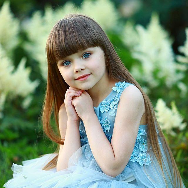 بالصور اجمل طفلة في العالم , صور حديثه لاجمل طفله في العالم 6703 2