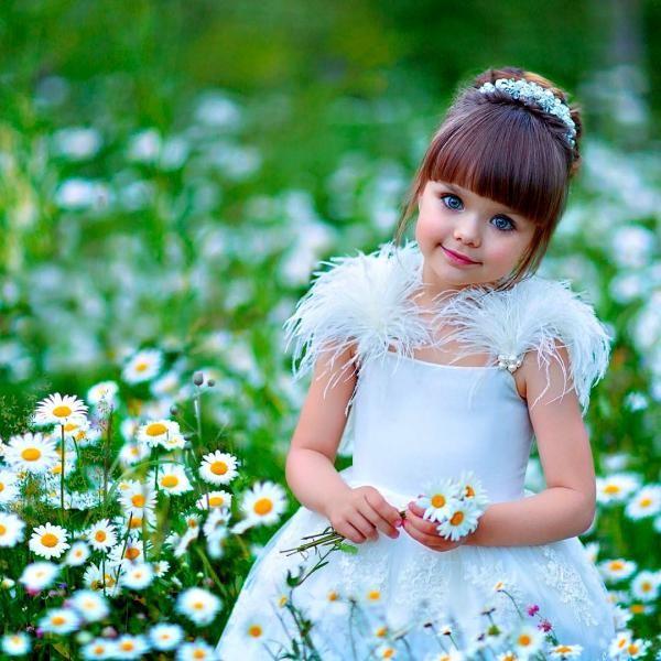 بالصور اجمل طفلة في العالم , صور حديثه لاجمل طفله في العالم 6703 4
