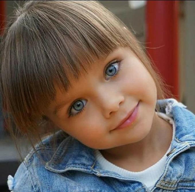بالصور اجمل طفلة في العالم , صور حديثه لاجمل طفله في العالم 6703 6
