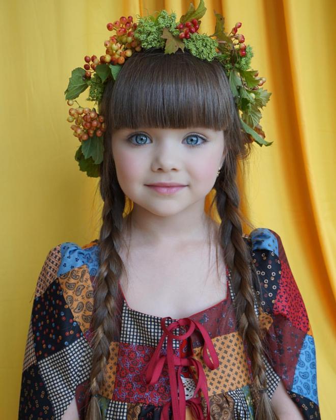 بالصور اجمل طفلة في العالم , صور حديثه لاجمل طفله في العالم 6703 7
