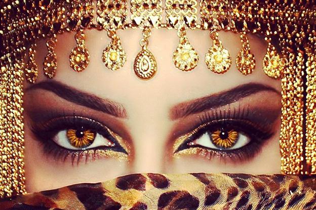 صورة صور عيون بنات , صور لسحر العيون بالكحل العربي والنظرات الناعسة