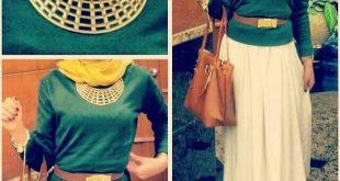 صوره اشيك لبس بنات , استايلات حديثة شيك وبسيطة لملابس الفتاة العصرية