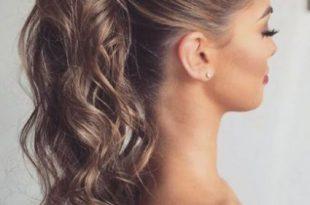 صوره اجمل تسريحة شعر في العالم , تسريحات شعر تجنن للمناسبات خيال