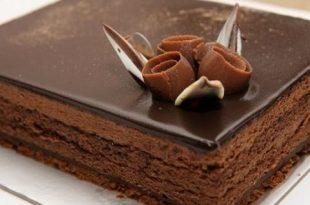 صورة طريقة عمل الكيك بالشوكولاتة سهلة , اسهل طريقة كيك الشوكولاتة كالمحترفين
