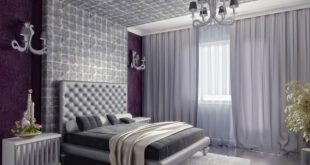 صوره اجمل ديكورات غرف النوم , ديكورات غرف نوم تحفة للعرسان 2018