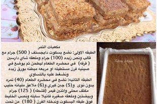 صورة حلويات بالصور والمقادير سهله , طريقة اسهل الحلويات بالصور ستبهرين زوجك بها