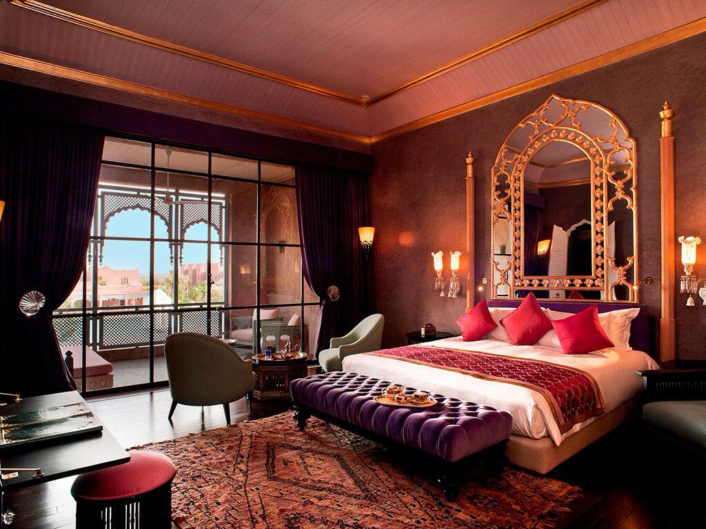 صورة تصاميم غرف نوم , اختاري غرفة نومك على الطراز الشرقي العريق او العصري الانيق