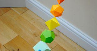 صورة اشكال هندسية , تساعد في حل المسائل الرياضية