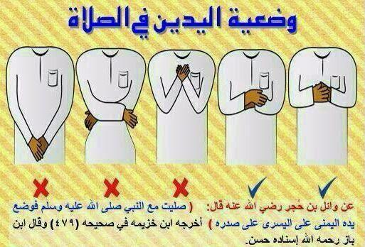 بالصور كيفية الصلاة الصحيحة بالصور للنساء , تعلمي الطريقة الصحيحة التي تقبل بها الصلاة بالخطوات المصورة 573 8