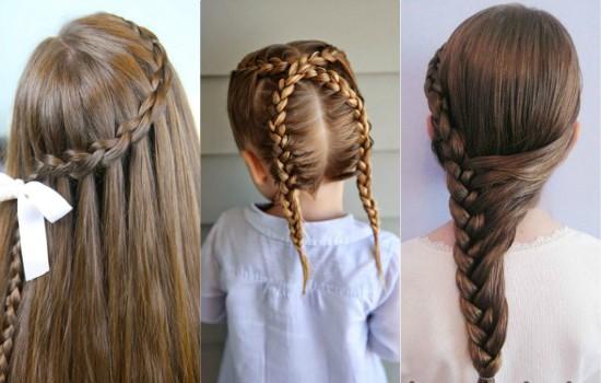 بالصور بالصور تسريحات شعر للاطفال , طرق مبتكرة لتصفيف شعر ابنتك بشكل جذاب ورقيق 6211 12