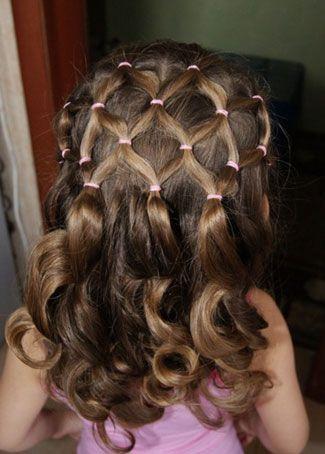بالصور بالصور تسريحات شعر للاطفال , طرق مبتكرة لتصفيف شعر ابنتك بشكل جذاب ورقيق 6211 15