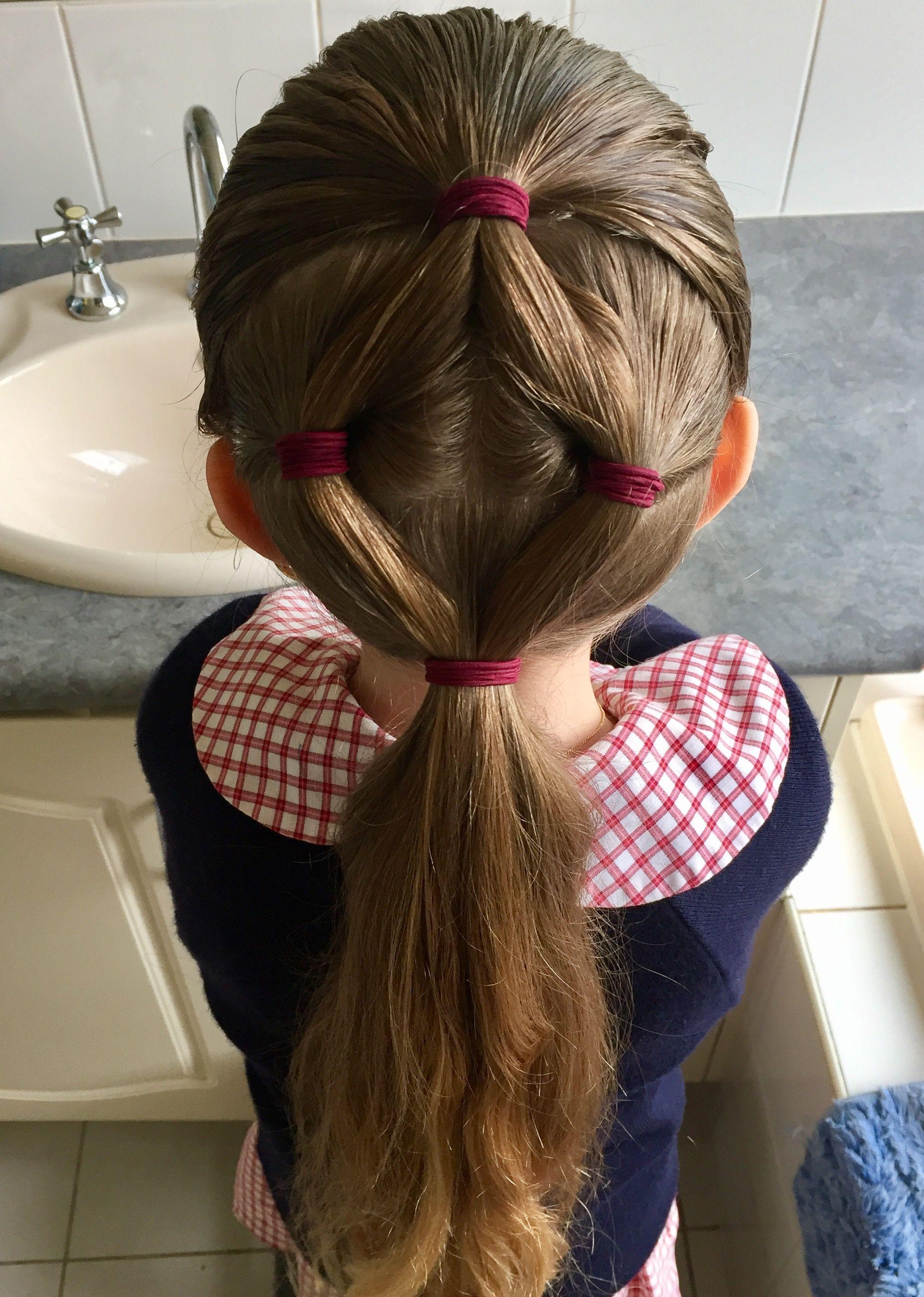 بالصور بالصور تسريحات شعر للاطفال , طرق مبتكرة لتصفيف شعر ابنتك بشكل جذاب ورقيق 6211 5