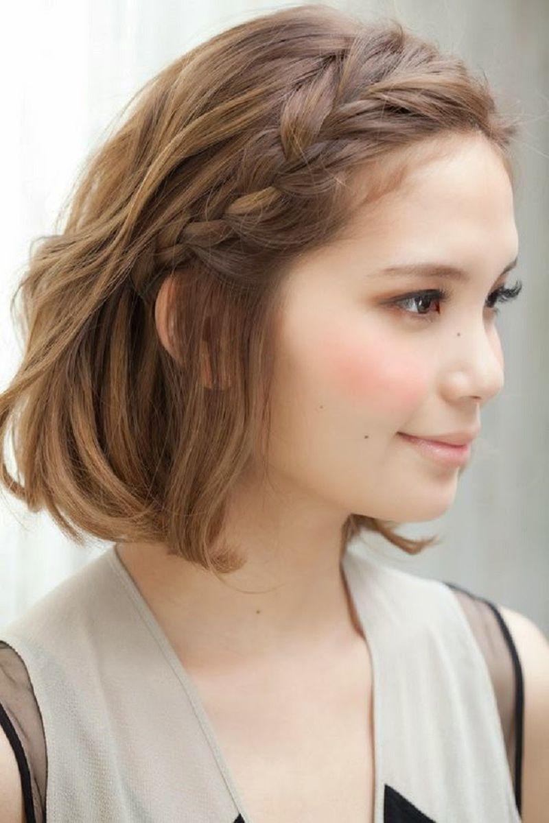 بالصور تسريحات سهله , فورمة شعر انيقة جدا وبدون الذهاب لصالون التجميل 2458 9