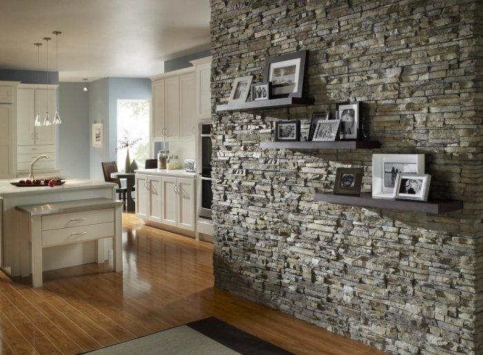 بالصور ديكور حوائط , احدث صيحات الدهانات والحوائط الحجرية والجبس وورق الجدران لديكور منزلك 594 1