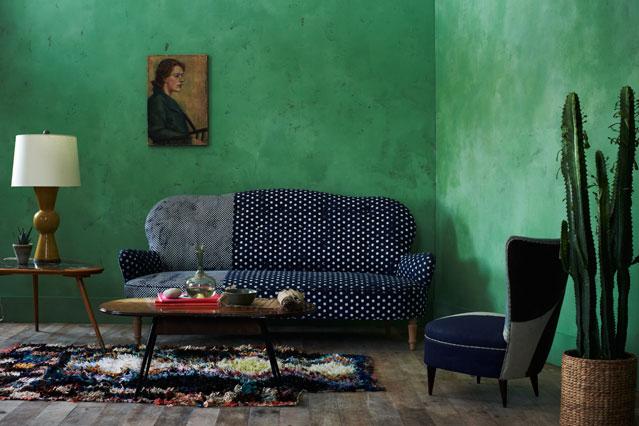 بالصور ديكور حوائط , احدث صيحات الدهانات والحوائط الحجرية والجبس وورق الجدران لديكور منزلك 594 13