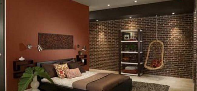 بالصور ديكور حوائط , احدث صيحات الدهانات والحوائط الحجرية والجبس وورق الجدران لديكور منزلك 594 2