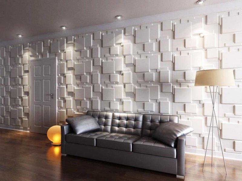 بالصور ديكور حوائط , احدث صيحات الدهانات والحوائط الحجرية والجبس وورق الجدران لديكور منزلك 594 9