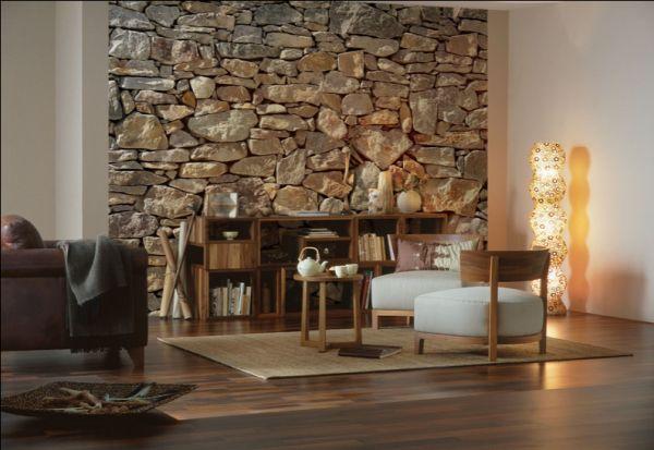 بالصور ديكور حوائط , احدث صيحات الدهانات والحوائط الحجرية والجبس وورق الجدران لديكور منزلك 594