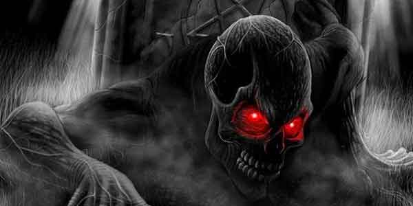صورة تفسير الحلم بالشيطان , اعوذ بالله من الشيطان الرجيم
