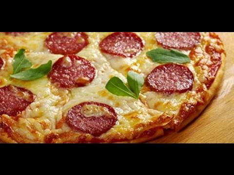 بالصور طريقة عمل البيتزا في المنزل , اجمل بيتزا ستتذوقها فى حياتك 13387