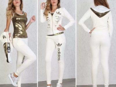 بالصور ملابس رياضية للبنات اديداس , اجمل الملابس الرياضية العملية