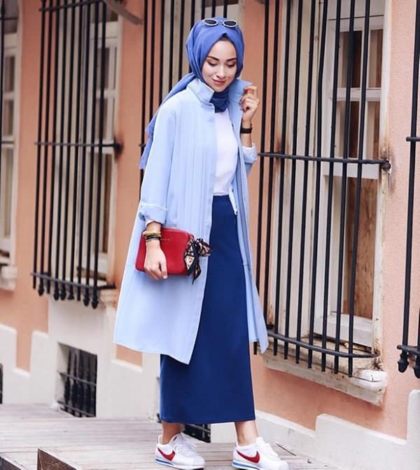 بالصور ملابس تركيه للمحجبات , اشيك اللوكات التركية 13398 11