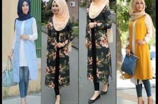 بالصور ملابس تركيه للمحجبات , اشيك اللوكات التركية 13398 12 310x205