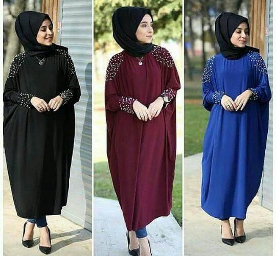 بالصور ملابس تركيه للمحجبات , اشيك اللوكات التركية 13398 2