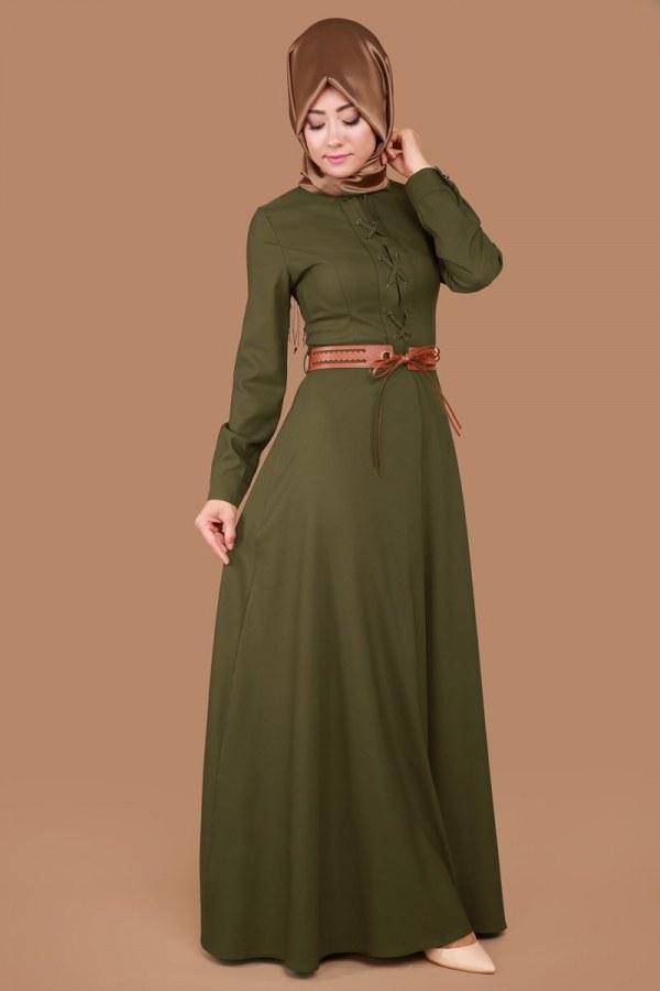 بالصور ملابس تركيه للمحجبات , اشيك اللوكات التركية 13398 5