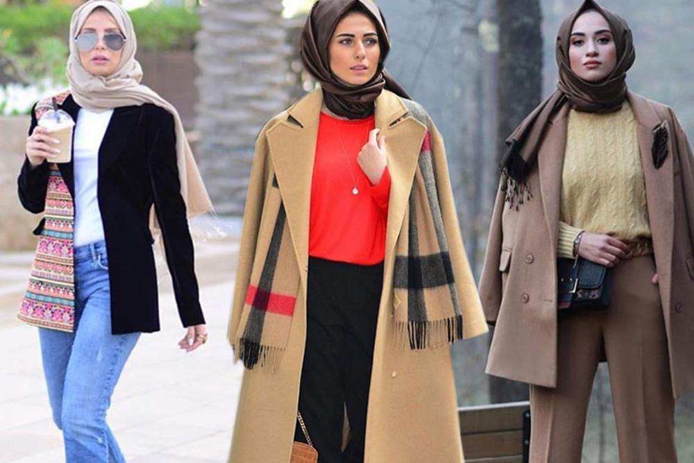 بالصور ملابس تركيه للمحجبات , اشيك اللوكات التركية 13398 6