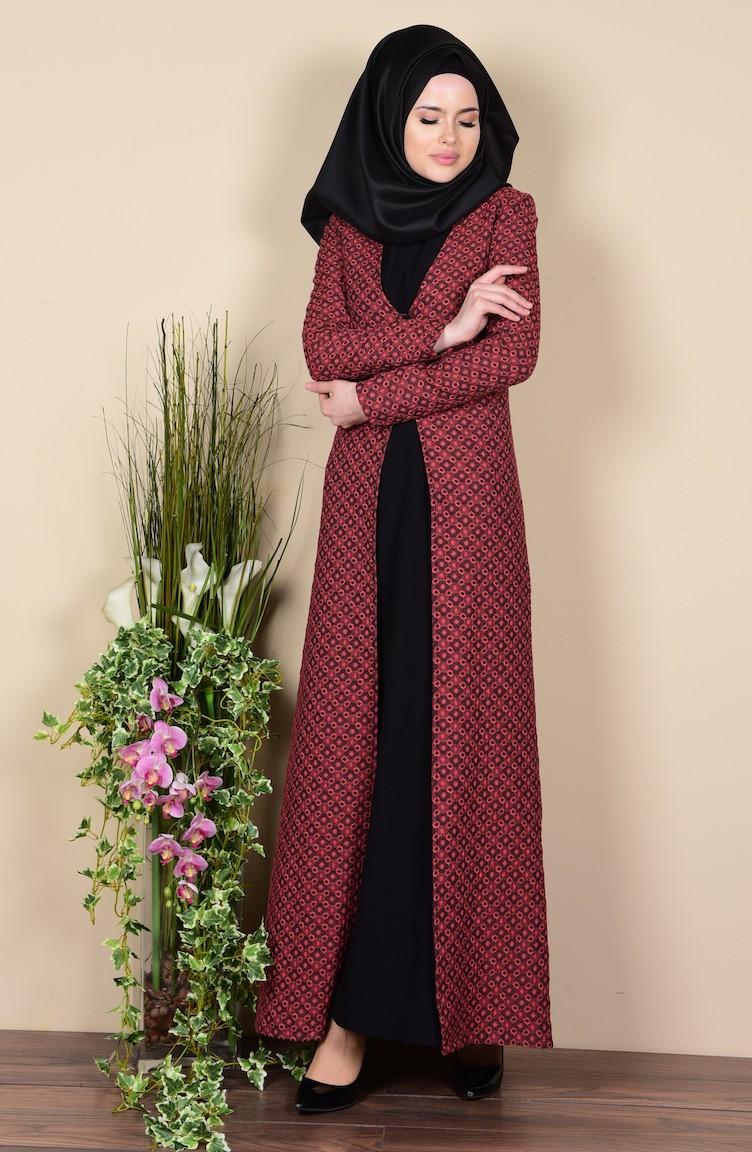 بالصور ملابس تركيه للمحجبات , اشيك اللوكات التركية 13398 8