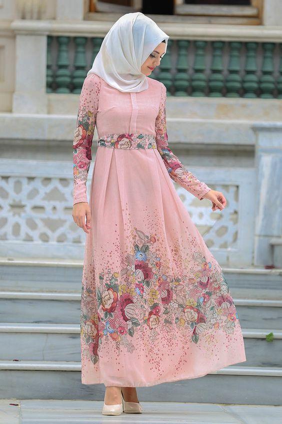 بالصور ملابس صيفية للمحجبات , الصيف فصل التالق 13412 3