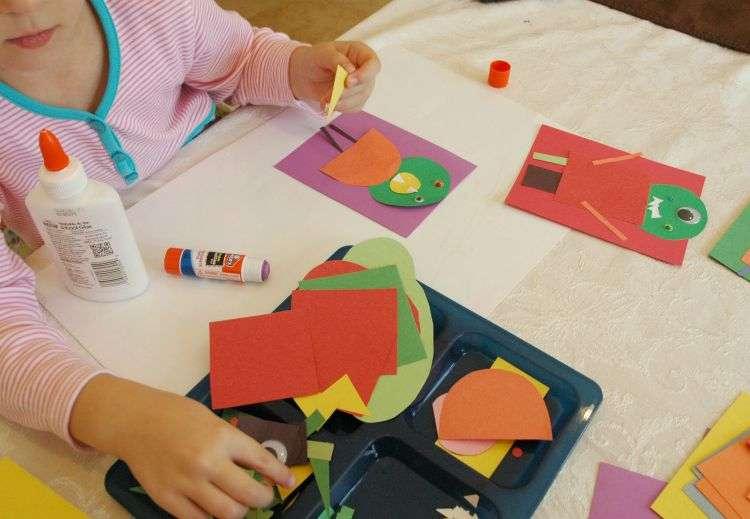 بالصور طريقة اعمال يدوية للاطفال , تسلى مع طفلك 13441 7
