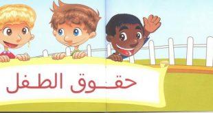 صور بحث حول حقوق الطفل وواجباته , حق الطفل من الحقوق المذكورة فى الدستور