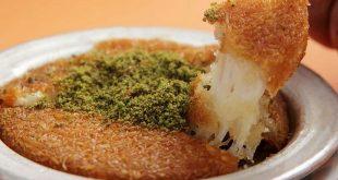 بالصور كنافة تركية , وصفة شهية ولذيذة لعمل الكنافة التركي بالجبن 1383 310x165