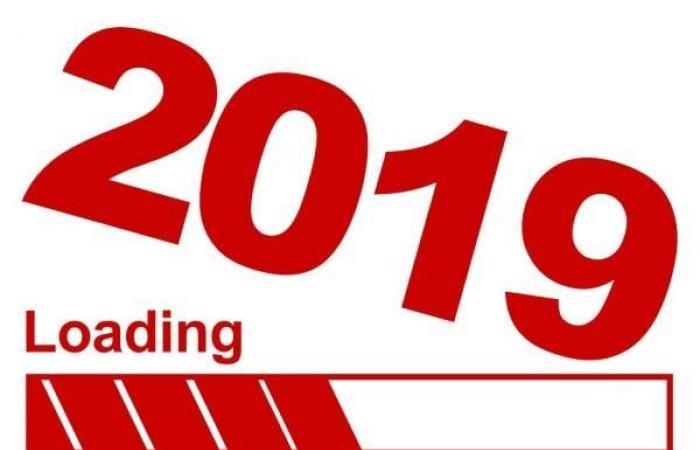 بالصور تهاني العام الجديد 2019 , مباركات السنة الجديدة 13847 3