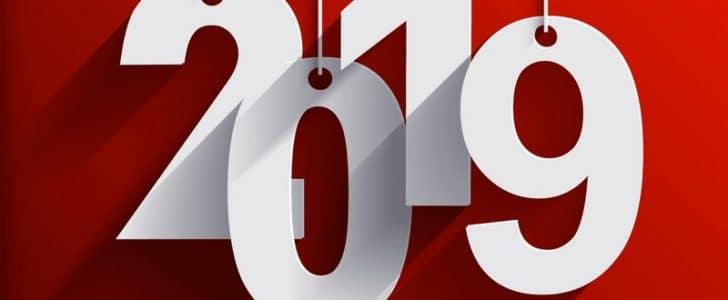 بالصور تهاني العام الجديد 2019 , مباركات السنة الجديدة 13847 4