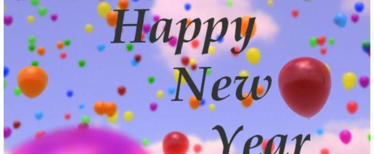 بالصور تهاني العام الجديد 2019 , مباركات السنة الجديدة 13847 5