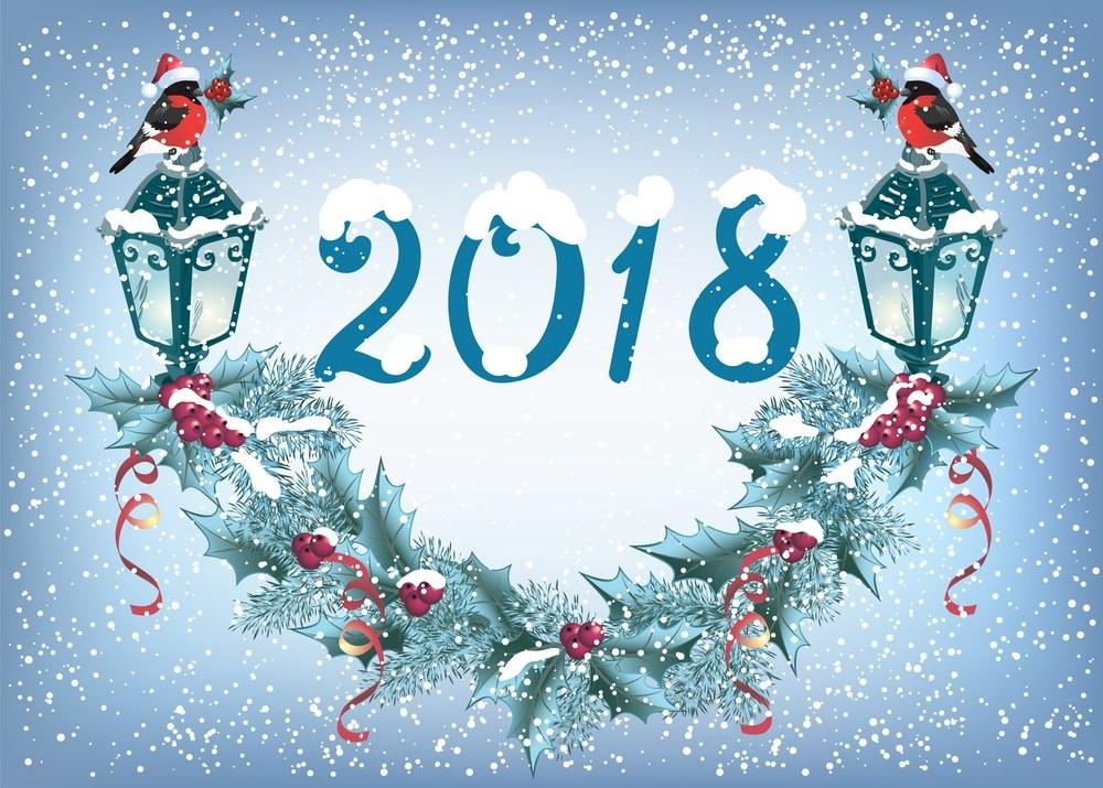 بالصور تهاني العام الجديد 2019 , مباركات السنة الجديدة 13847 7