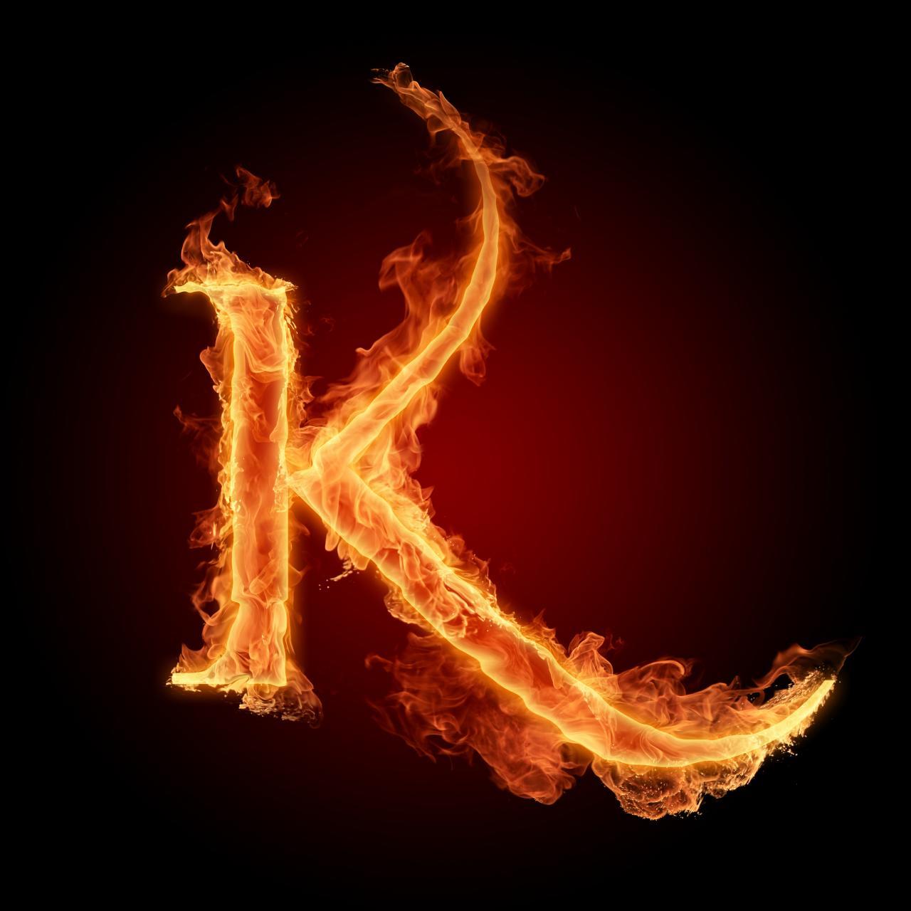 بالصور صور حرف k , تصاميم لحرف k بشكل مرح وجذاب 532 7